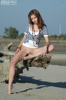art model teen