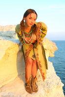 nude russian lady