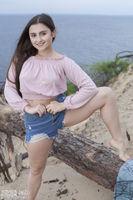beautiful teen girl