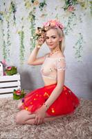 nude russian woman