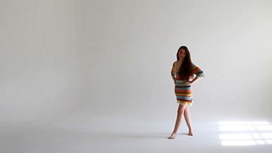 naked teen model