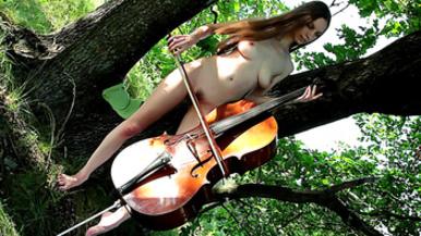 art naked teen