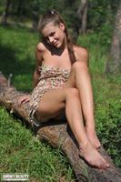 nude teen model